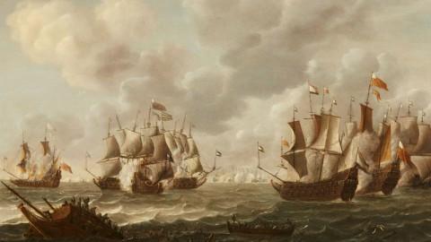 Abdullah bin Qais : 50 Pertempuran dan Tidak Ada Satu Kapal Anak Buahnya yang Rusak