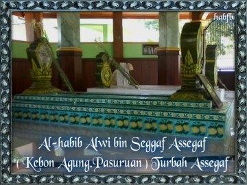 Habib Alwi bin Segaf Assegaf: Sosok Pendidik sejati yang Khumul