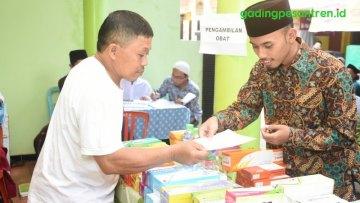 Pengobatan dan Khitan Massal Gratis Dalam Rangka Haul ke-49 KH. Muhammad Yahya Pondok Gading Malang