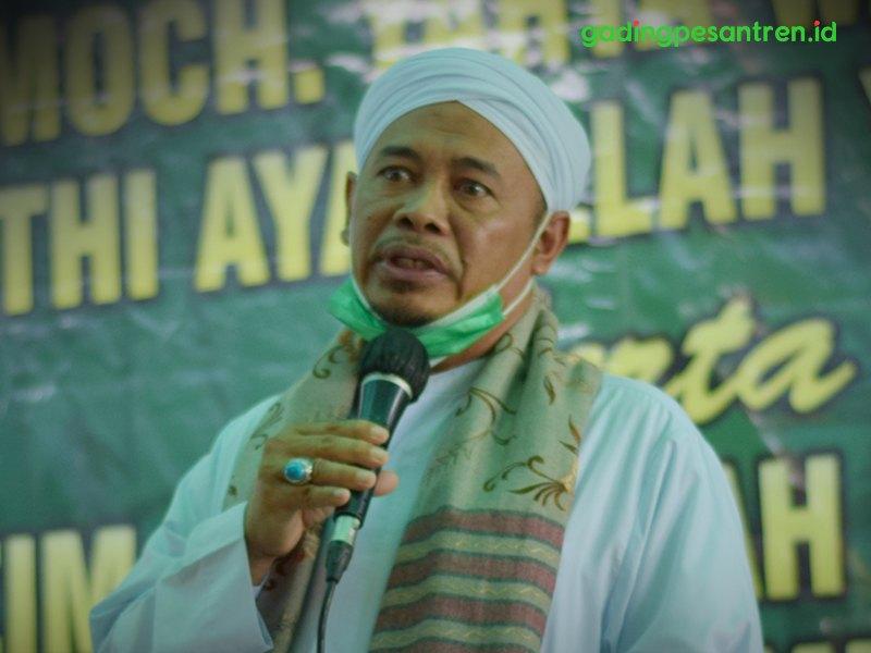 KH.Nur Hasanuddin Abdul Latief: Jangan Mengatakan Pernah Mondok