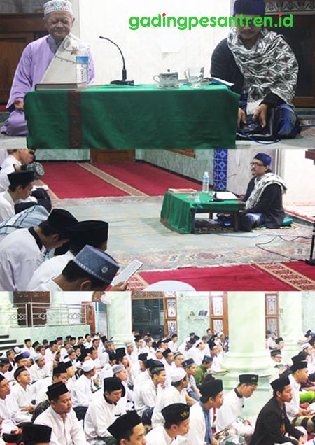 Khotmil Qur'an & Sholawat di Malam Pergantian Tahun 2020